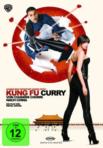 Kung Fu Curry – Von Chandni Chowk nach China