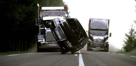Transporter 3 (mit Jason Statham und Robert Knepper)