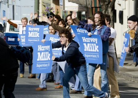 Milk (mit Sean Penn, Josh Brolin und James Franco)