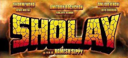 Sholay (nur auf DVD)