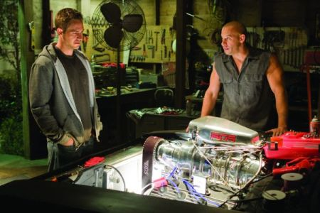 vin diesel fast and furious 4. Fast amp; Furious with Paul