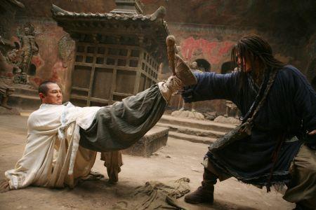 Forbidden Kingdom (mit Jackie Chan und Jet Li)