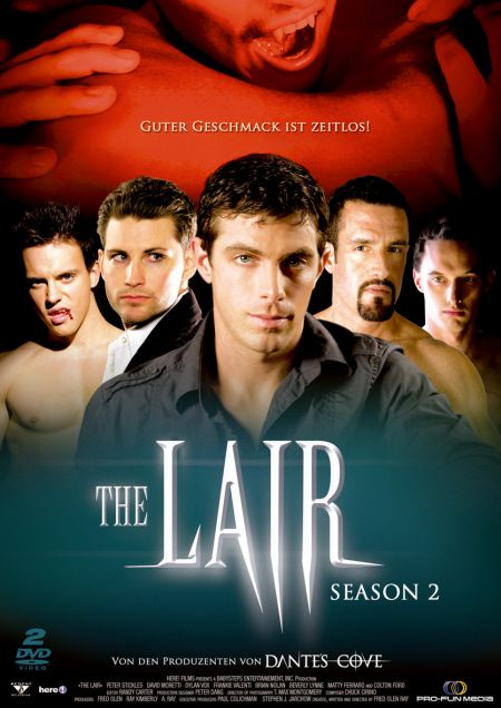 The Lair - Staffel 2 (Pro-Fun)