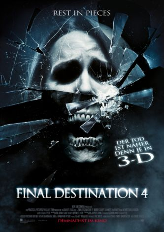 The Final Destination (Teil 4, auch in 3D)