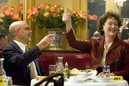 Julie & Julia (mit Meryl Streep & Amy Adams)
