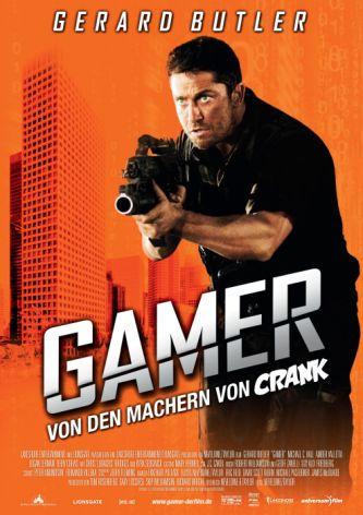 Gamer (mit Gerard Butler, Michael C. Hall und Amber Valetta)