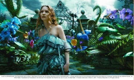Alice im Wunderland (mit Johnny Depp)