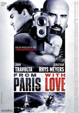 From Paris with Love (by Luc Besson)