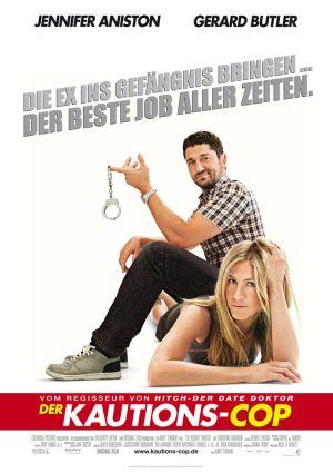 Der Kautions-Cop (mit Gerard Butler & Jennifer Aniston)