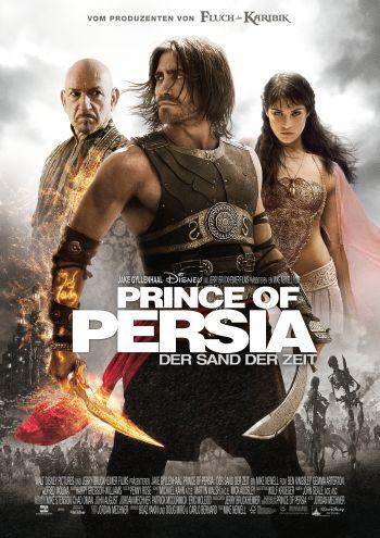 Prince of Persia (mit Jake Gyllenhaal, Gemma Arterton und Ben Kingsley)