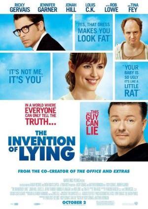 Lügen macht erfinderisch - The Invention of Lying
