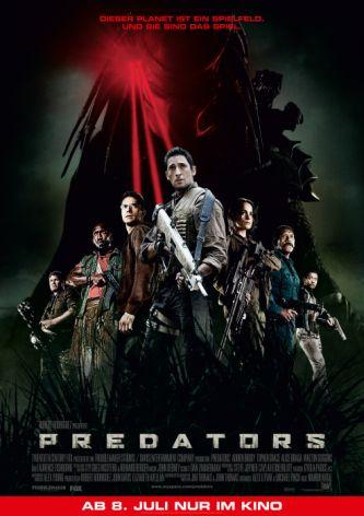 Predators (mit Adrien Brody)