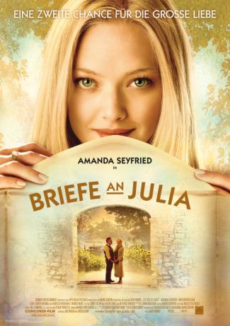 Briefe an Julia (mit Amanda Seyfried & Vanessa Redgrave)