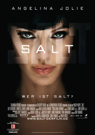 Salt (mit Angelina Jolie)