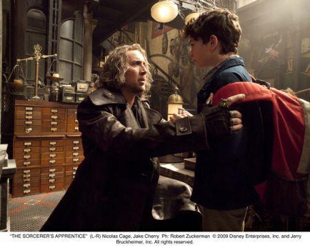 Duell der Magier (The Sorcerer's Apprentice)
