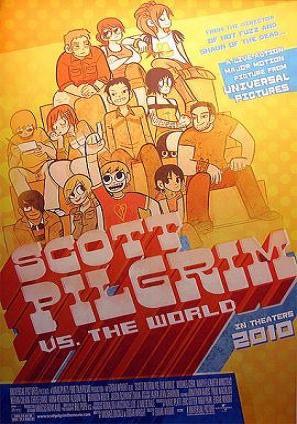 Scott Pilgrim vs. the World (nach dem gleichnamigen Comic)
