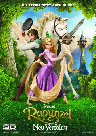 Rapunzel - Neu verföhnt (Tangled)