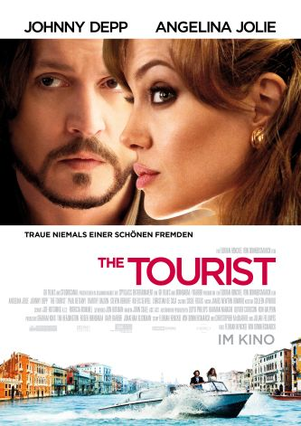 The Tourist (mit Angelina Jolie und Johnny Depp)