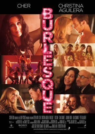 Burlesque (mit Cher & Christina Aguilera)