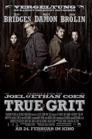 True Grit (mit Jeff Bridges & Matt Damon)