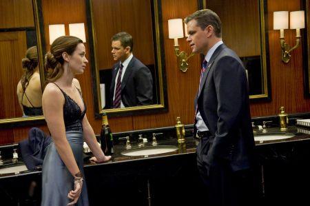 Der Plan (mit Matt Damon und Emily Blunt)