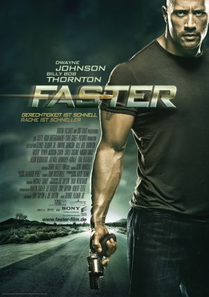 Faster (mit Dwayne 'The Rock' Johnson)