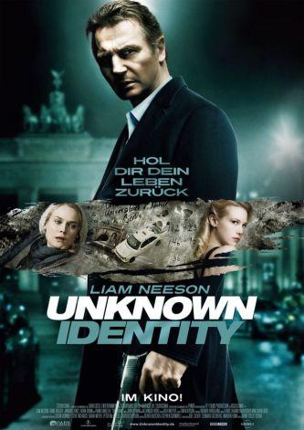Unknown Identity (mit Liam Neeson, Diane Kruger und Bruno Ganz)