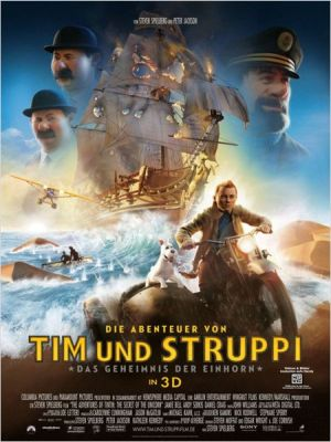 Die Abenteuer von Tim und Struppi (von Steven Spielberg)