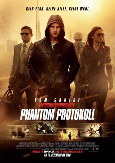 Mission: Impossible - Phantom Protokoll (Teil 4)