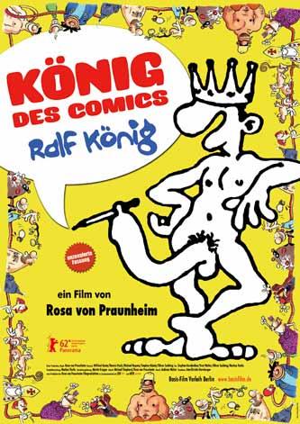 König des Comics (Ralf König)