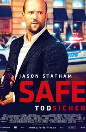 Safe - Todsicher (mit Jason Statham)