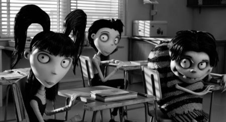 Frankenweenie - von Tim Burton