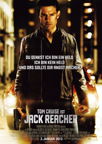 Jack Reacher (mit Tom Cruise)