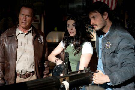 The Last Stand (mit Arnold Schwarzenegger)