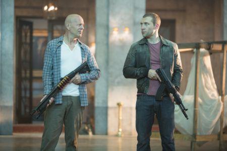 Stirb langsam – Ein guter Tag zum Sterben (mit Bruce Willis)