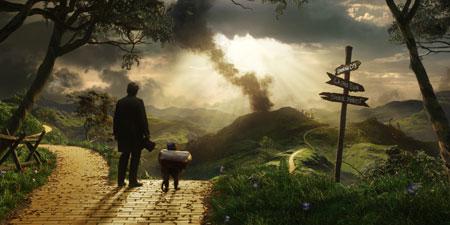 Die fantastische Welt von Oz (3D)