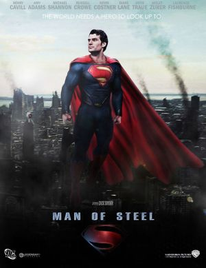 Man of Steel (in 3D)