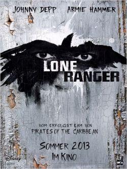 Lone Ranger (mit Johnny Depp)