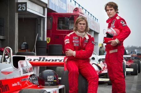 Rush (mit Chris Hemsworth und Daniel Brühl)
