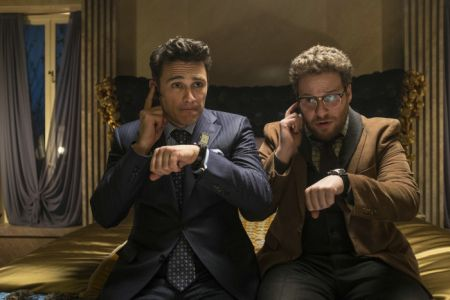 The Interview (mit James Franco und Seth Rogen)
