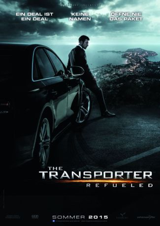 The Transporter Refueled (mit Ed Skrein)