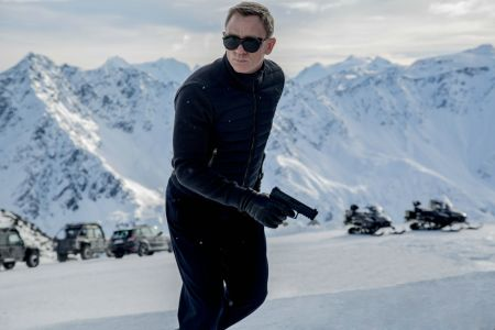 James Bond 007 - Spectre (mit Daniel Craig)